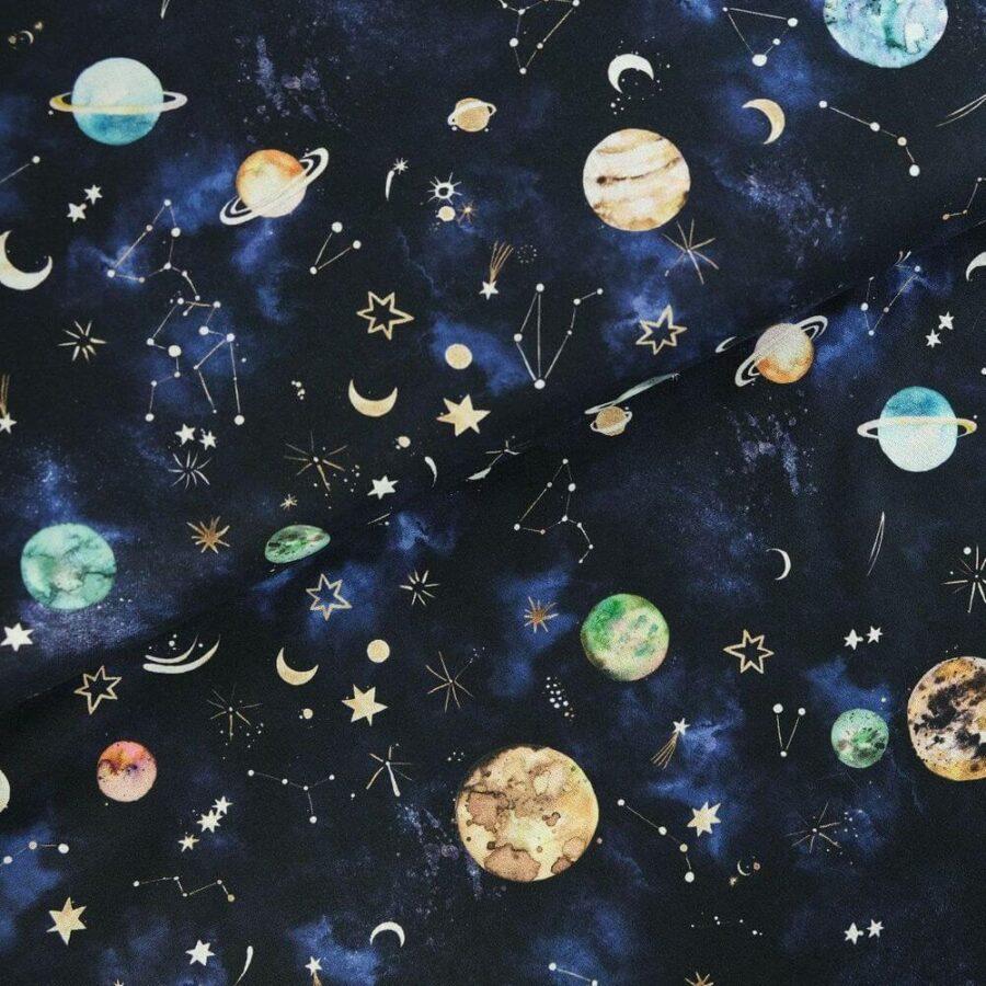 Night Sky stof